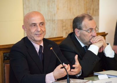 il ministro interno Marco Minniti
