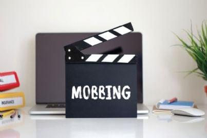 ciak con parola mobbing
