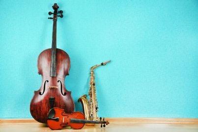 vari strumenti musicali