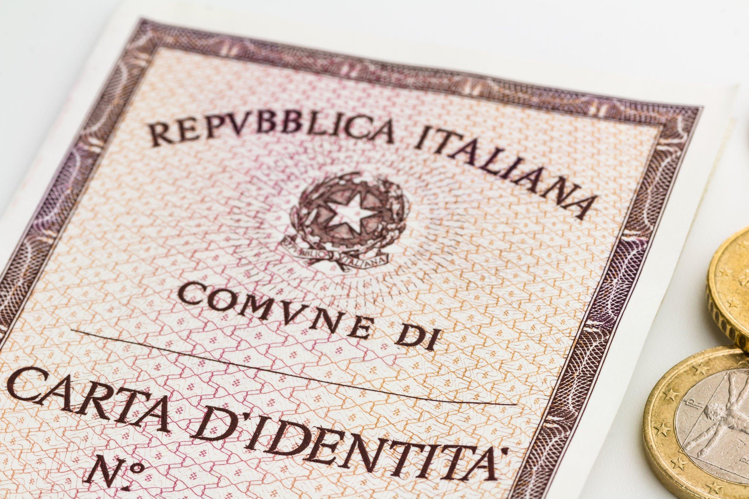 Il rinnovo della carta d\'identità