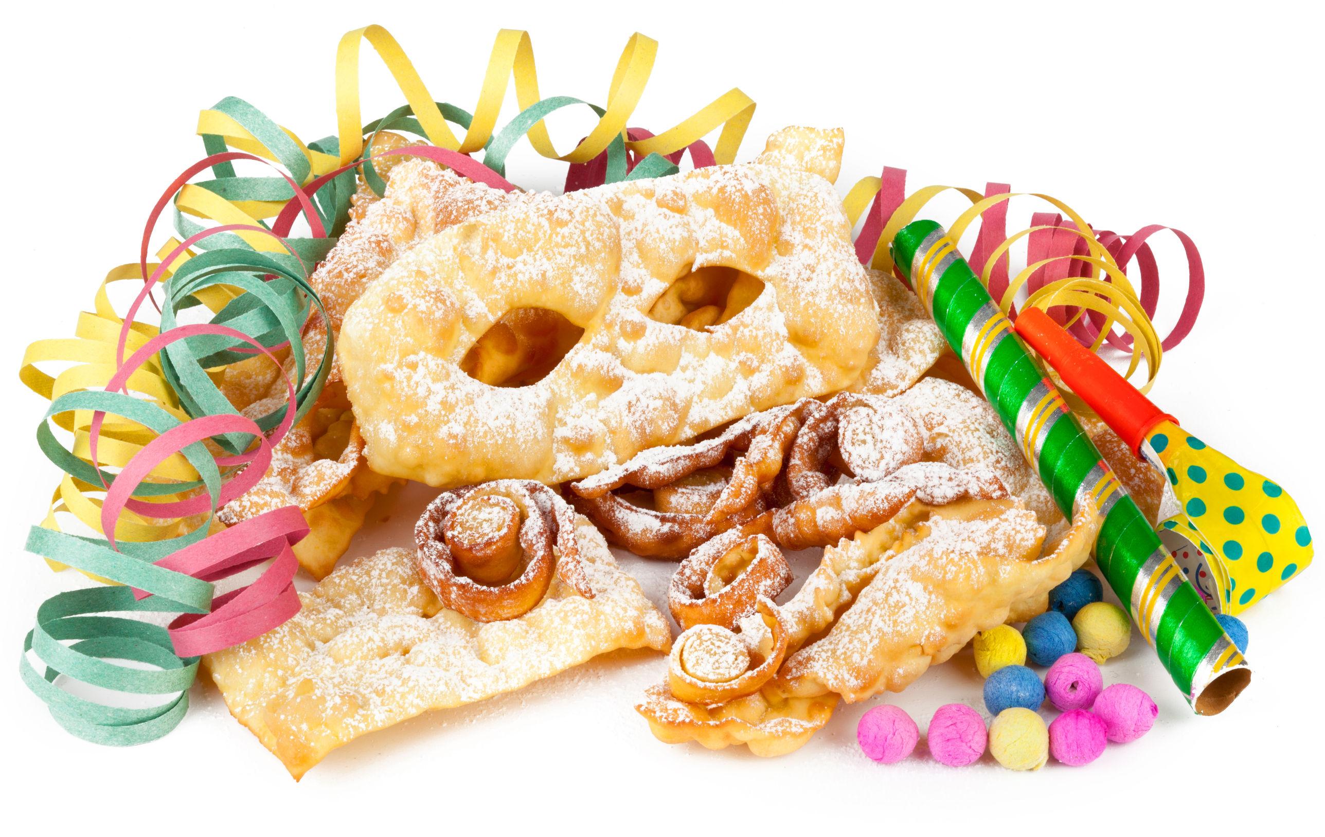 Carnevale le bugie al forno possono causare concorrenza - Forno microonde e tradizionale insieme ...
