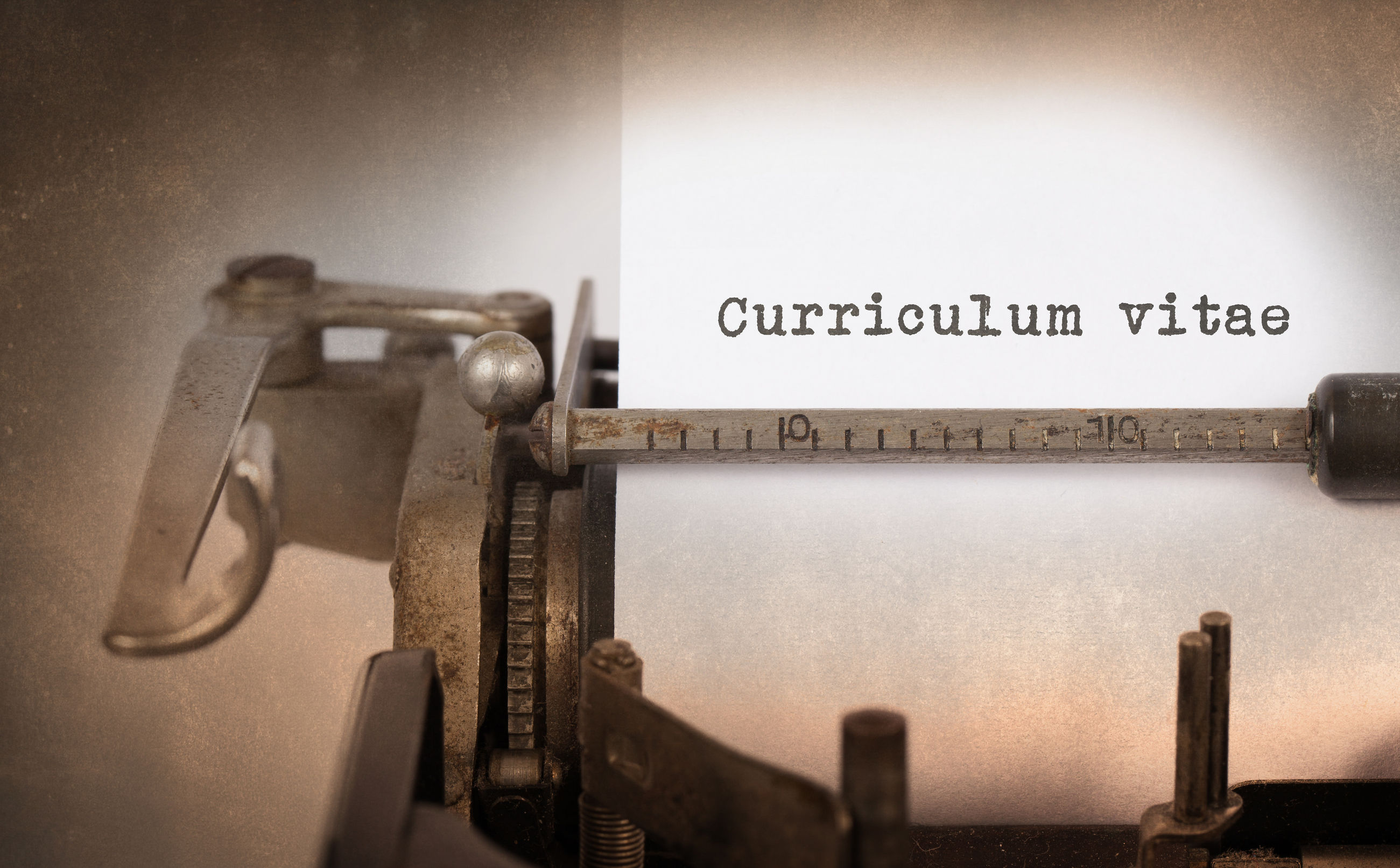 Curriculum Vitae Guida Alla Redazione Con Fac Simile