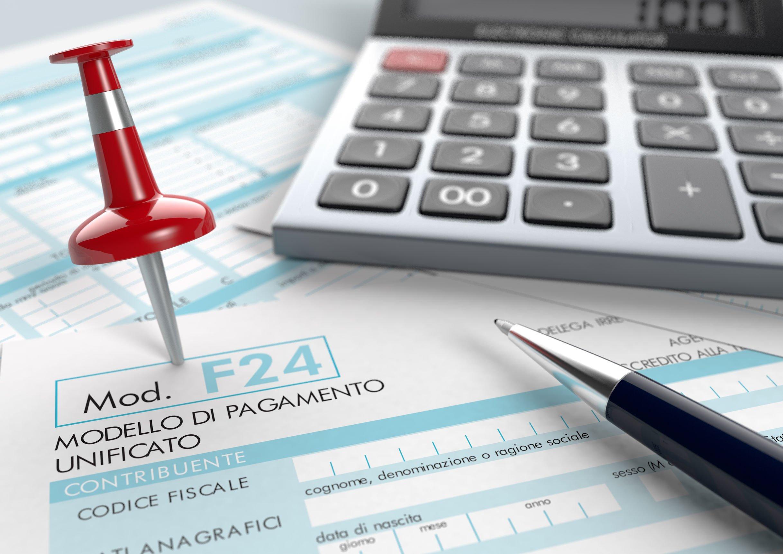 F24 dal 1 aprile si pagano anche le imposte di successione for F24 elide istruzioni