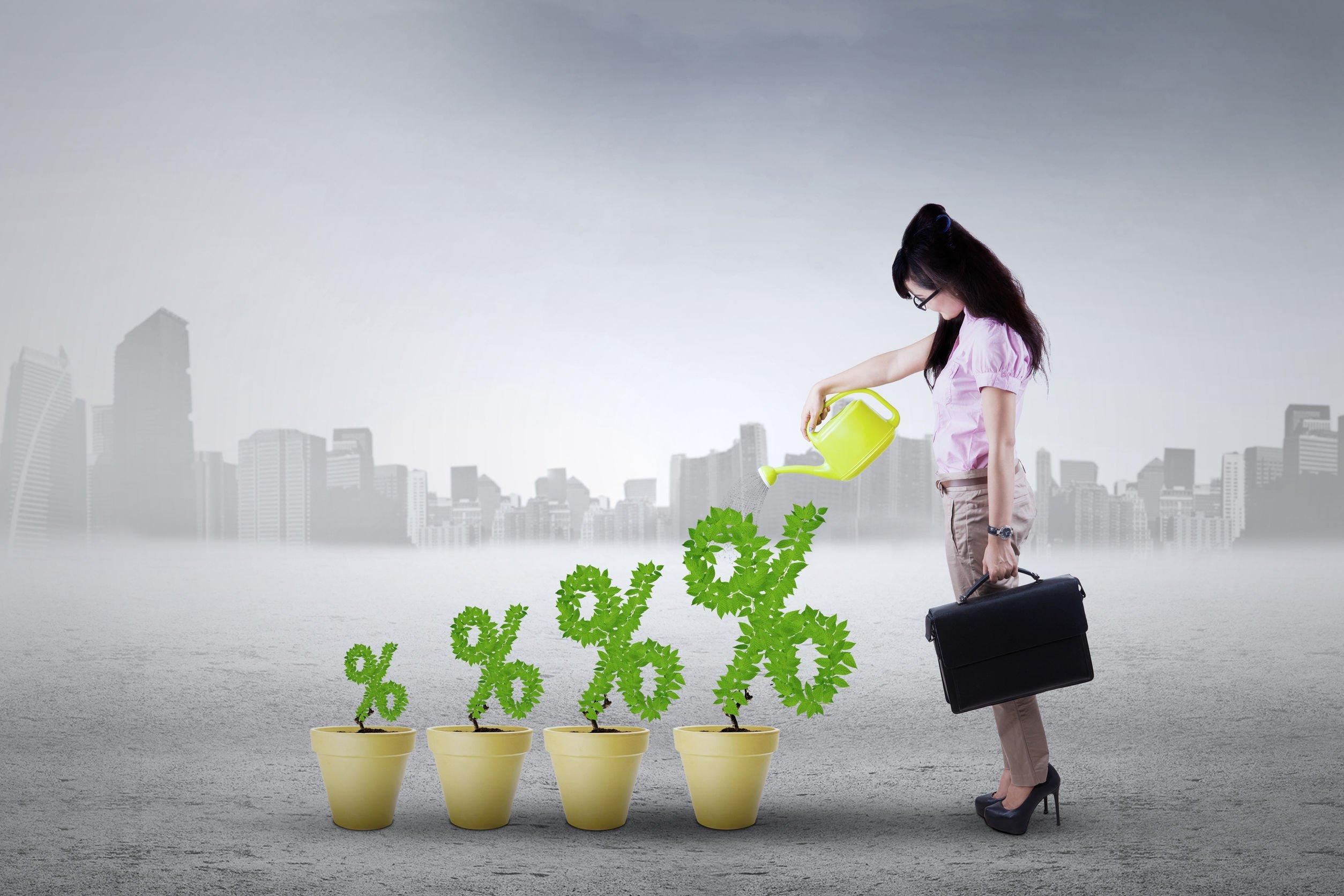 interesse percentuale crescente successo avvocato id