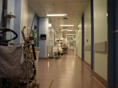 ospedale corsia ricovero