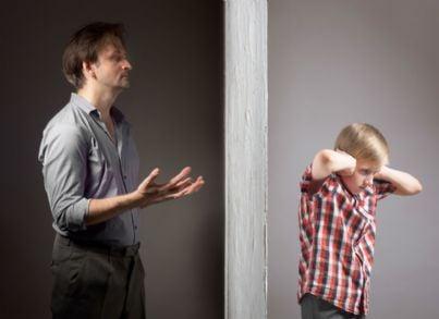 problemi tra padre e figlio