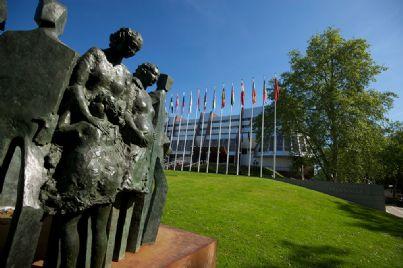 palazzo Europa sede del Consiglio di Europa a Strasburgo