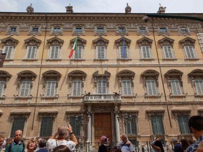 palazzo Madama sede del Senato in Italia