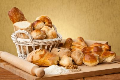 pane nelle ceste