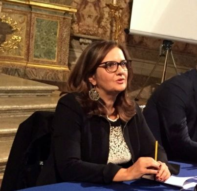 La parlamentare Camilla Sgambato