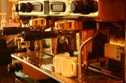 caffè bar pausa