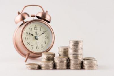 sveglia con risparmio e soldi pensione