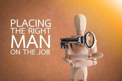 scegliere la persona giusta per il lavoro