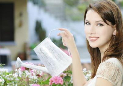 piante fiori innaffiare stillicidio condominio