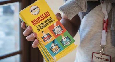 piattaforma Rousseau m5s