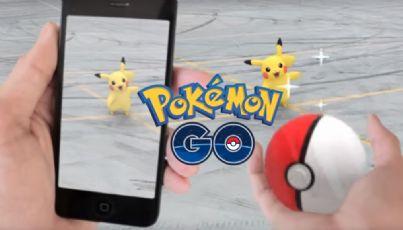 Pokemon Go immagine gioco