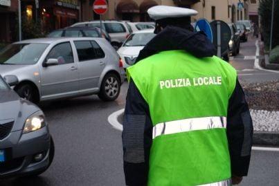 agente di polizia municipale