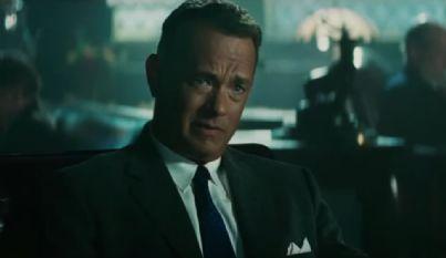 Uno screenshot tratto dal trailer del film di Spielberg