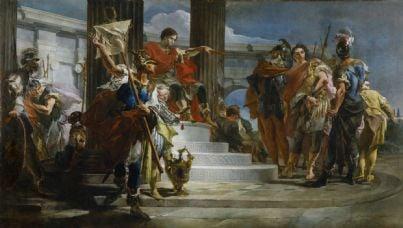 Publio Cornelio Scipione nell'eredità storica culturale - Wikipedia