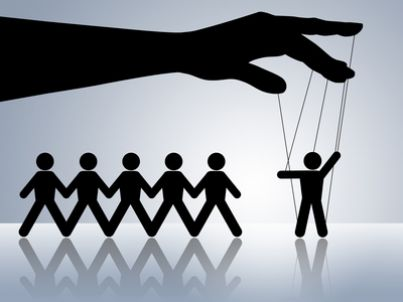 potere politica dittatura