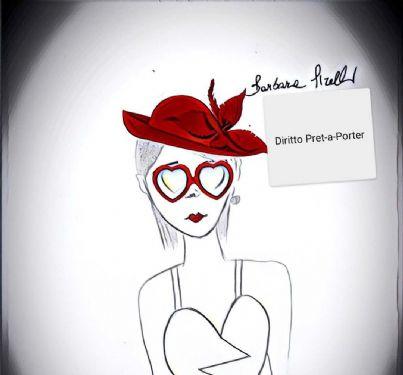 pret-a-porter disegno Barbara Pirelli