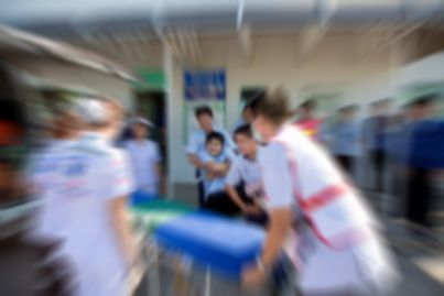 gestione emergenza nel pronto soccorso di un ospedale