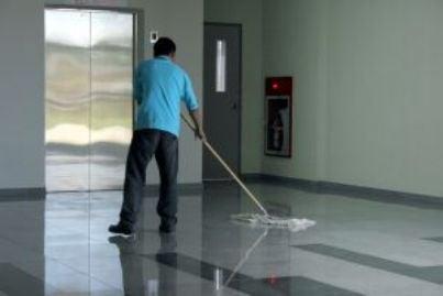pulizia ata bidello pulire