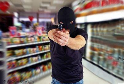 Rapinatore armato