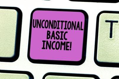 reddito cittadinanza su tastiera pc