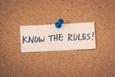 conosci le regole sul muro di casa