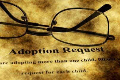 foglio di richiesta adozione