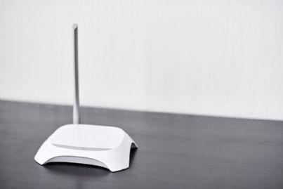un router wifi wireless