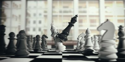 scacco matto al re bianco