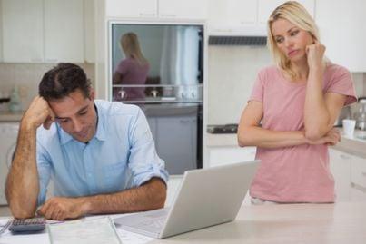 separazione divorzio bollette poveri