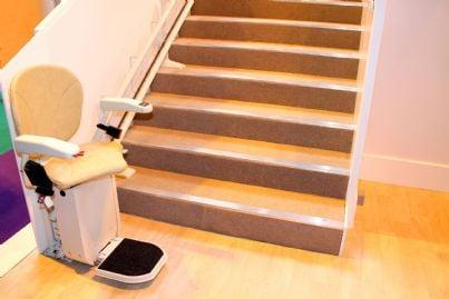 servo scala disabile in condominio