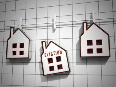 sfratto da casa per mancato pagamento affitto