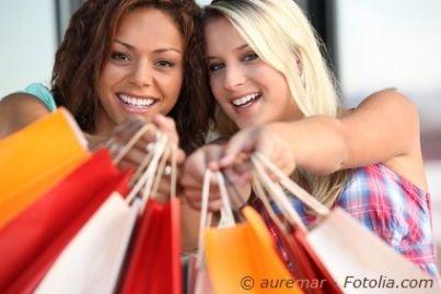 shopping acquisti negozio spesa consumi
