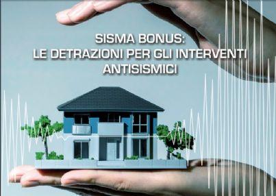 Sisma bonus la guida for Bonus arredi agenzia entrate