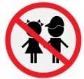 È legale vietare l'accesso alle famiglie con bambini nei ristoranti?