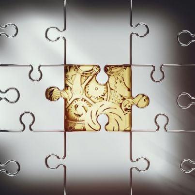 ingranaggio simbolo di business