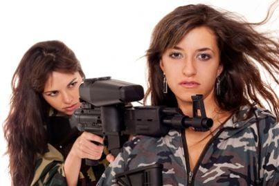 Militare esercito armi soldato