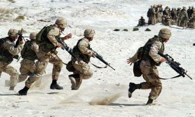 Soldati in missione