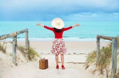 vacanza spiaggia sole ferie