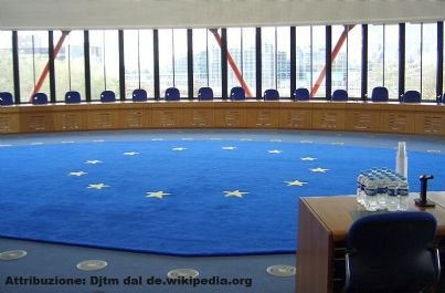 Strasburgo corte europea