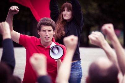 sciopero degli studenti
