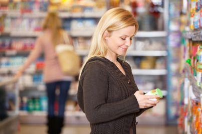 shopping supermercato taccheggio