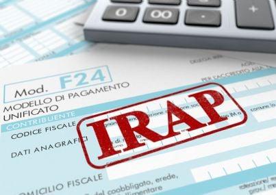 pagamento tassa Irap con calcolatrice e modelli