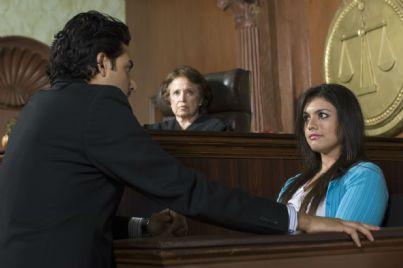 Testimone interrogato da un avvocato