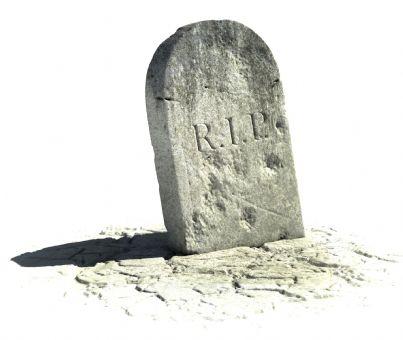 tomba al cimitero