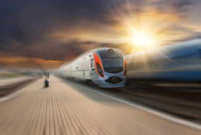 treno ferrovia trasporti